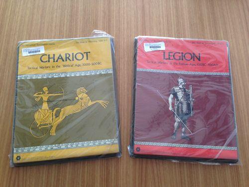 Chariot-legion