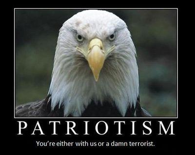 Unthinking Patriotism