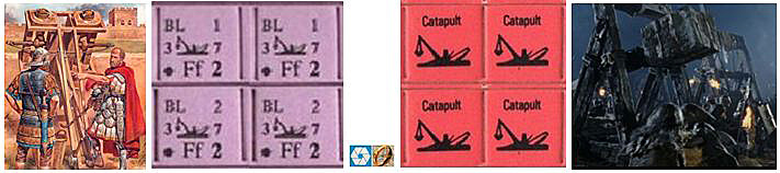 Ballista and Catapults