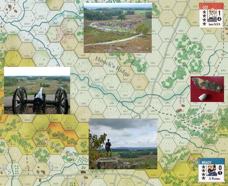 Gettysburg ColA