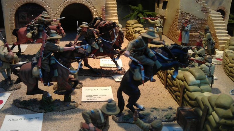 Australian Light Horse Toy Soldiers 2