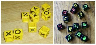 OX Blocks & Zombie Dice