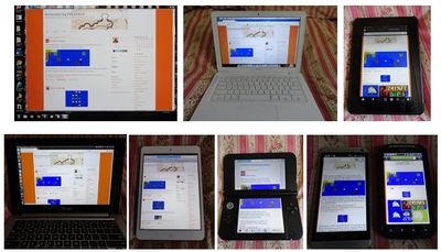 PRESTAGS On Multiple Devices