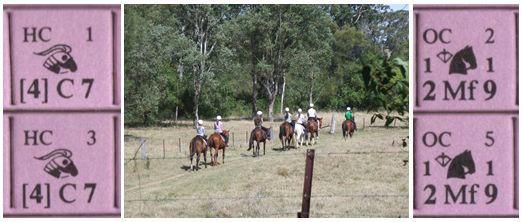 Horseriding PRESTAGS