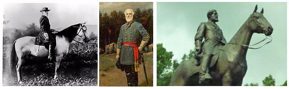 Robert E Lee & Travellor