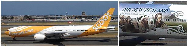 OSDC Air New Zealand