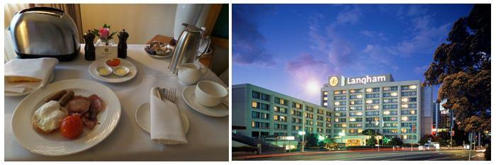 Langham Hotel & Breakfast