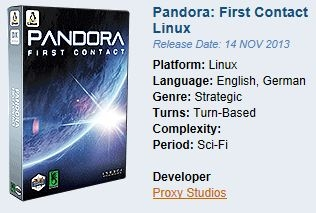 Pandora Linux