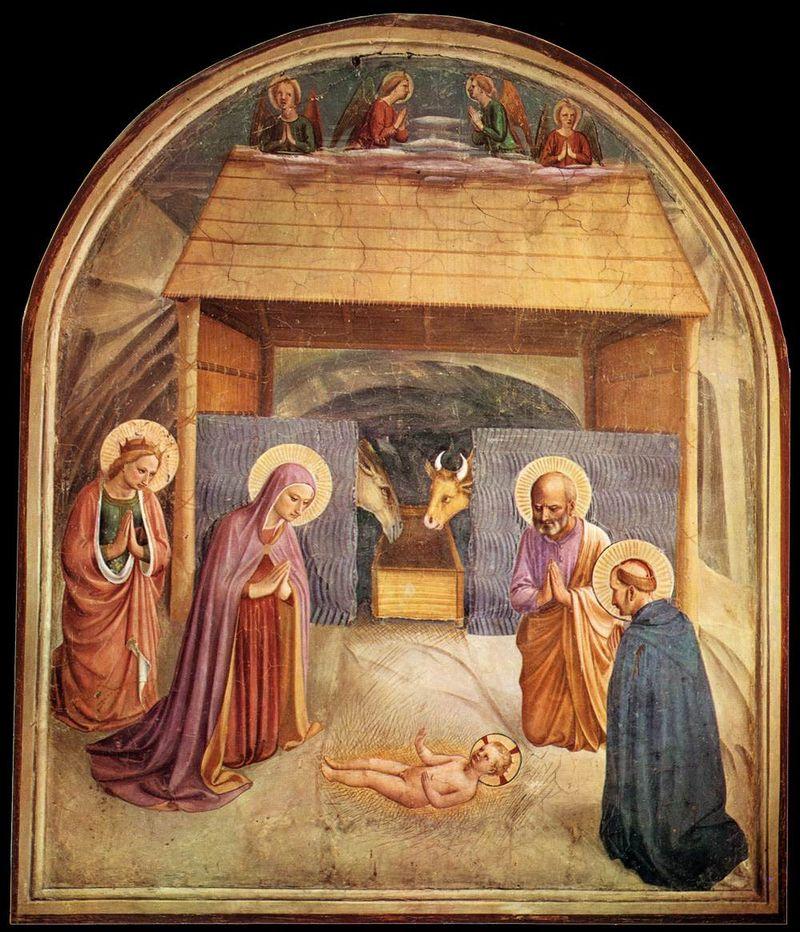 Fra-angelico-nativity