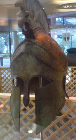 Hellenic helmet2