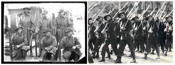 WWI Aussies