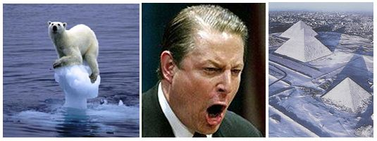 Al Gore Predictions Wrong