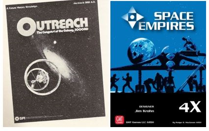 Outreach & Space Empires