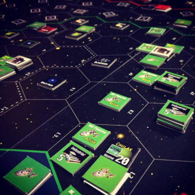 Space empires man sized hexes