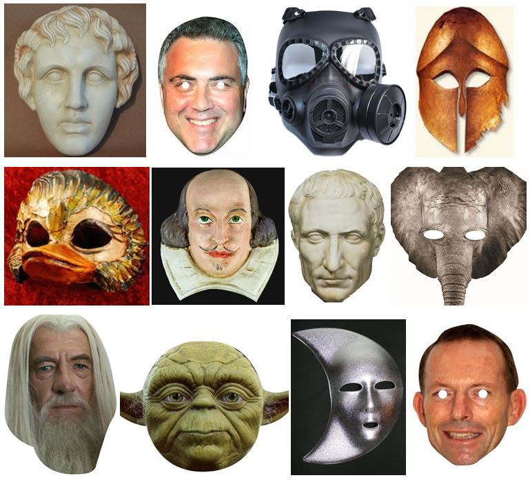 Boys Weekend Masks