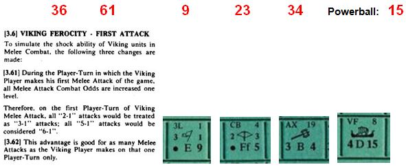 Viking Numbers