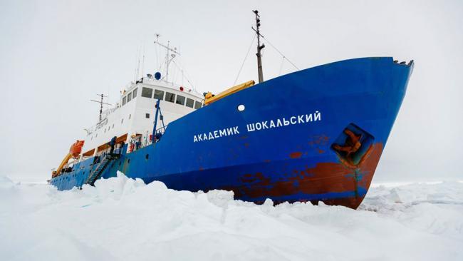 MV Akademik Shokalskly