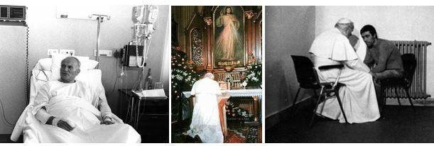 John Paul II Divine Mercy