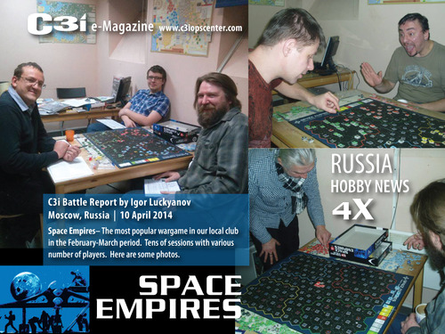 Space empires russians