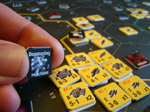Space empires doomsday machine