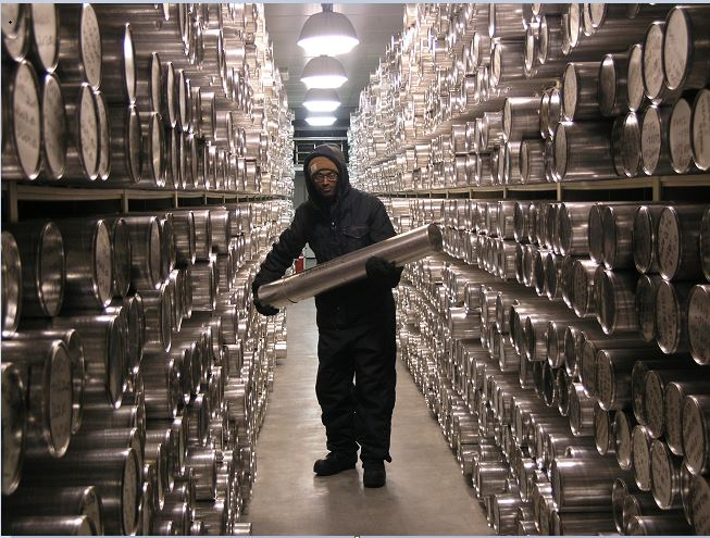 Stored Ice Cores