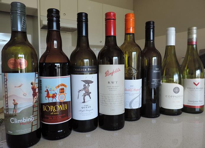 Good wine and good company