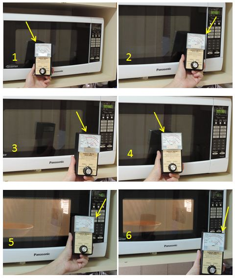 Microwave Readings 1