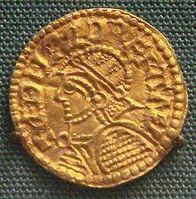 Aethelred_II_gold_mancus_1003_1006