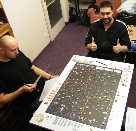 Space empires thumbs up