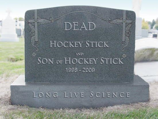 Dead Hockey Stick