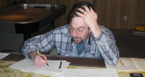 Calculating wargamer