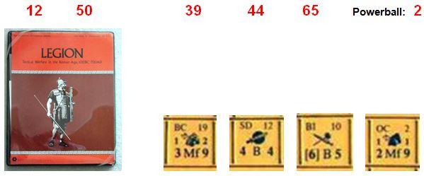 Legion Numbers