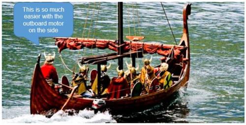 Ingenuity Viking Ship