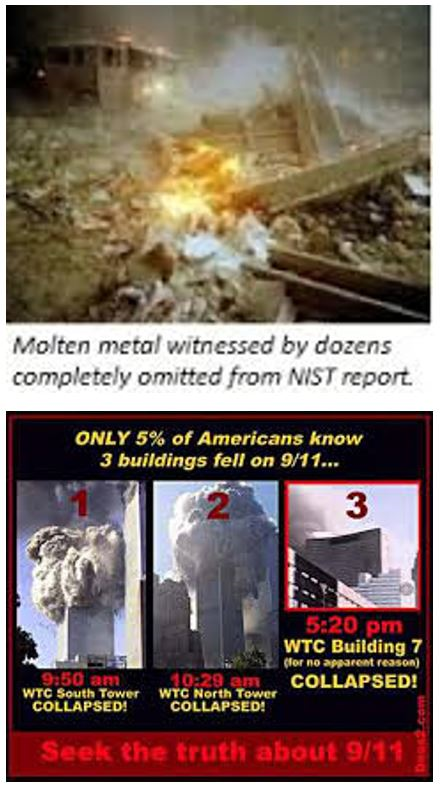 911 Unanswered Questions 2