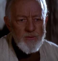 Pensive Obi Wan