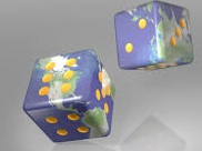 Warming dice