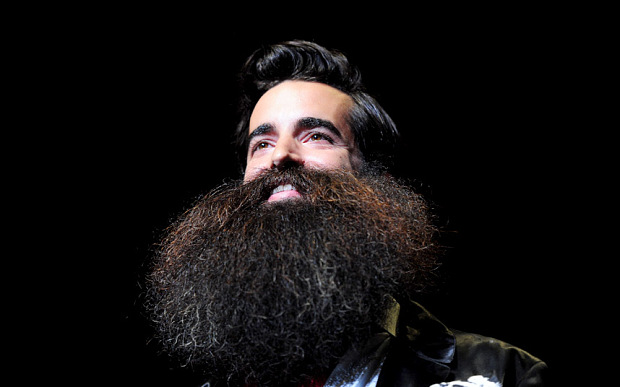 World's best beard