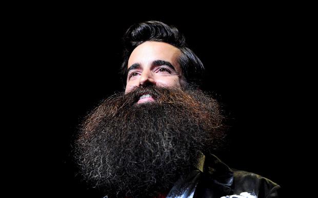 World's best beard