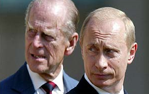 Putin and prince philip