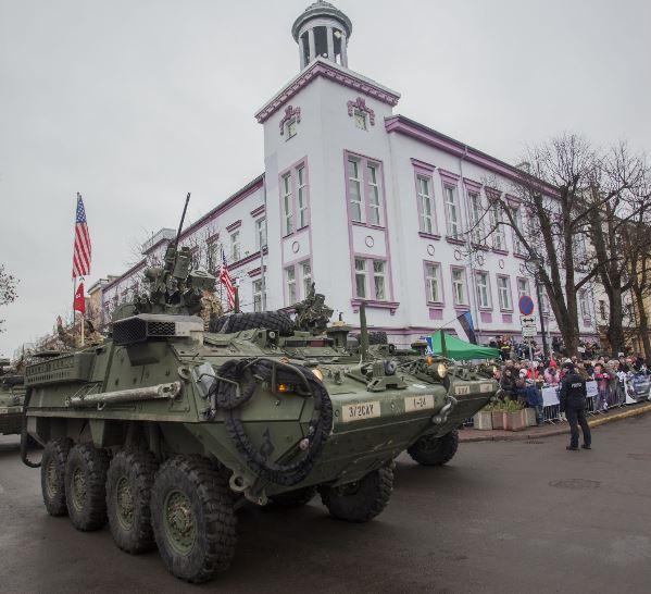 US Exercises in Estonia