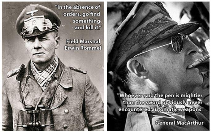 Rommel MacArthur
