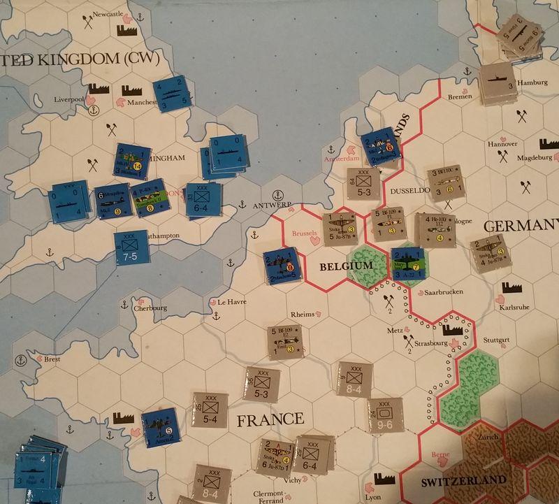 Strategic Bombing