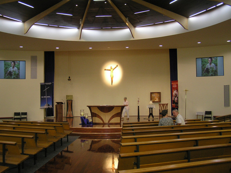 Sacred Heart Church Wodonga 1