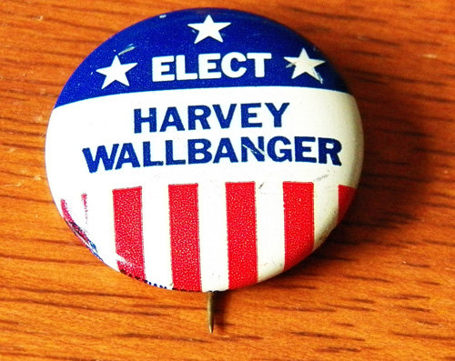 Elect Harvey Wallbanger
