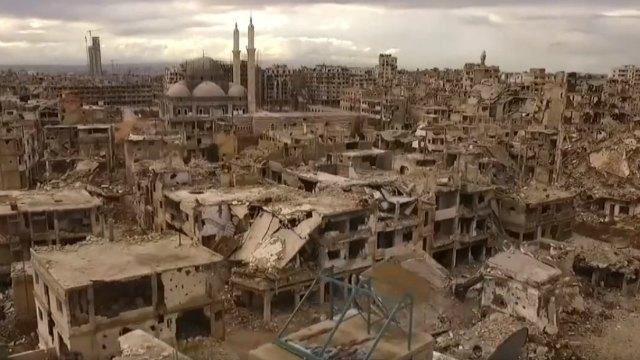Obama genocide syria