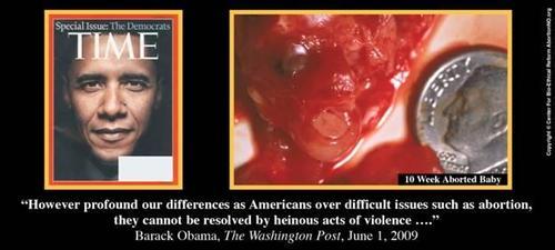 Obama abortion