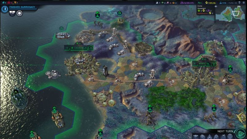 Civilisation V Beyond Earth 2
