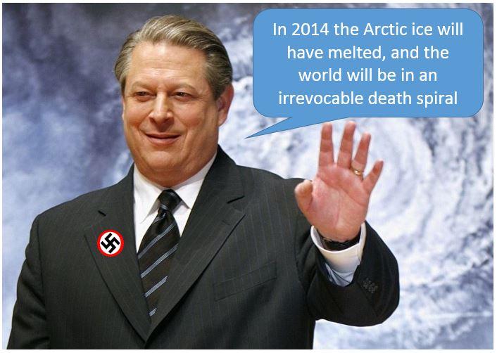 Al Gore Climate Nazi