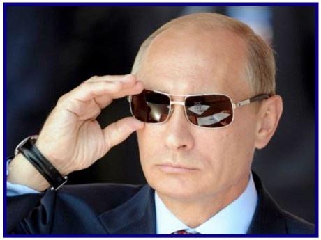 Vladimir Putin Statesman