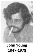 John Young 1947-1978